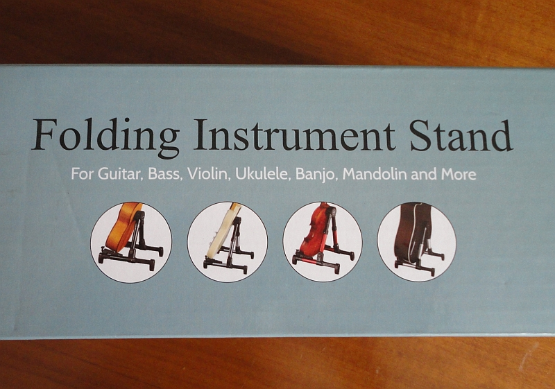 Nordic Essentials Foldable Guitar Stand