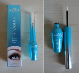 Belle Azul + Lashes