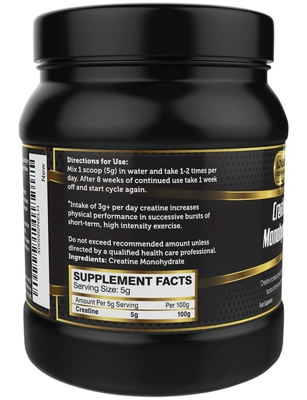 Advanced Growth Nutrition Creatine Monohydrate