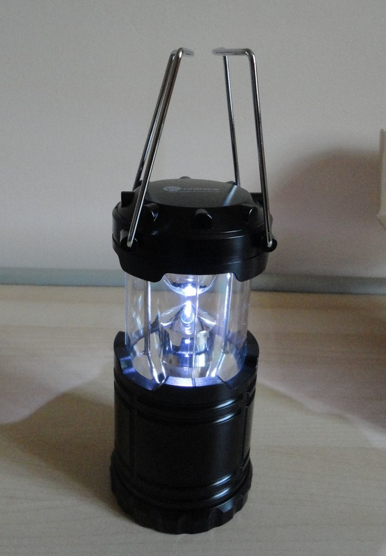 TaoTronics Collapsible LED Lantern