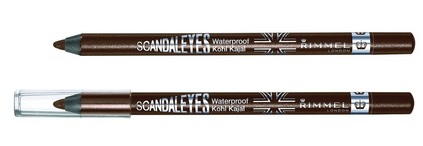 Rimmel Scandaleyes Waterproof Kohl