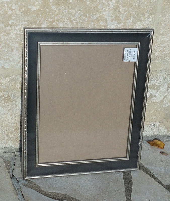 UK Home & Garden Store Shabby Chic Picture Frame