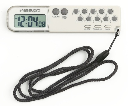 Digital Timer Clock & Stopwatch CCT100 MeasuPro