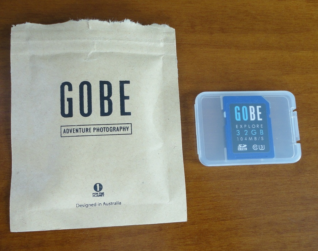 GOBE Explore SDHC 32 GB Memory Card