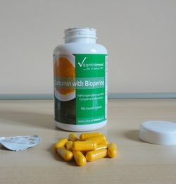 Vitamintrend Curcumin with Bioperine