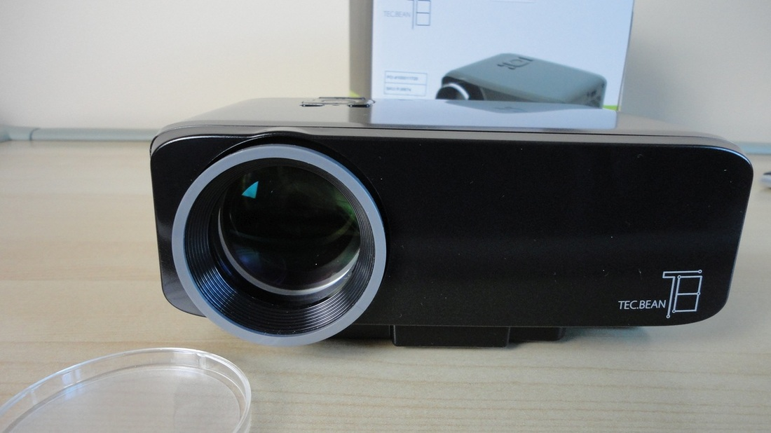 TEC.BEAN Portable LED Projector
