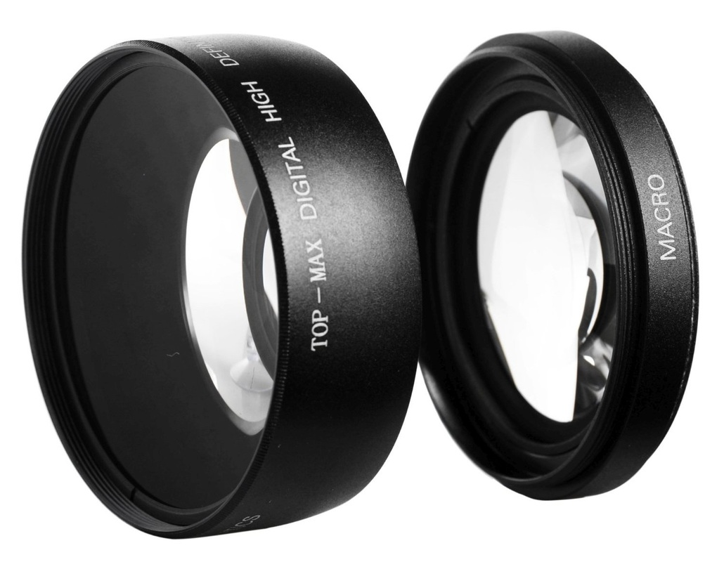 Top-Max Wide-Angle Lens