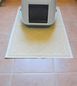 Easyology XL Cat Litter Box Mat