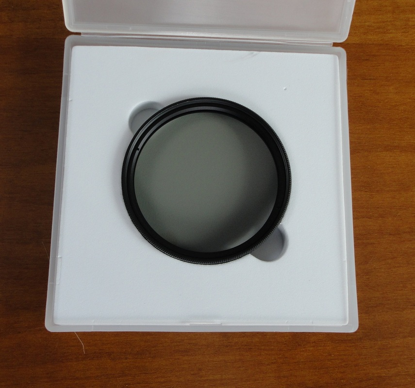 GOBE CPL German Schott Polarizing Filter