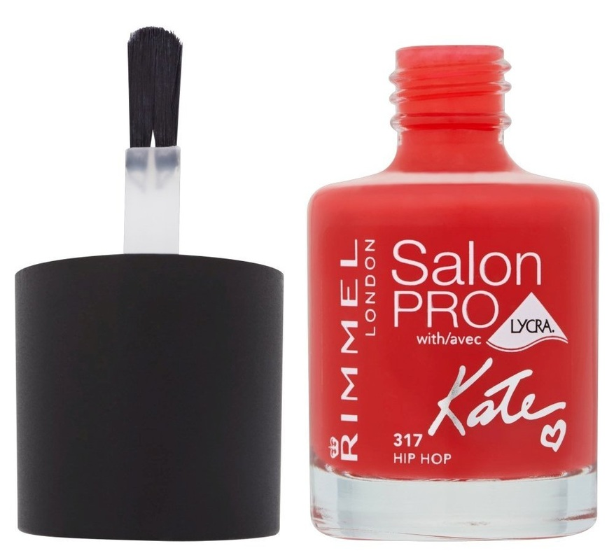 Rimmel Salon Pro Kate Nail Varnish