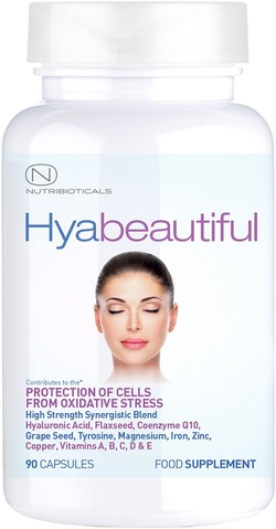 Hyabeautiful Hyaluronic Acid Supplement