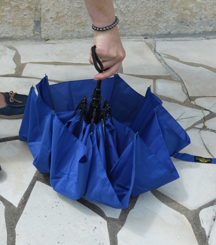 The Brolly Company Wind-proof Automatic Folding Umbrella