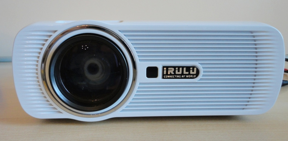 iRULU 1000 Lumen LED Projector