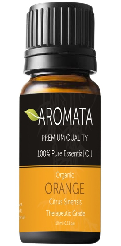 Aromata Orange Essential Oil