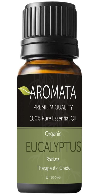 Aromata Eucalyptus Radiata Essential Oil