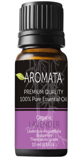 Aromata Lavender Essential Oil