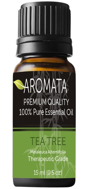Aromata Tea Tree Essential Oil
