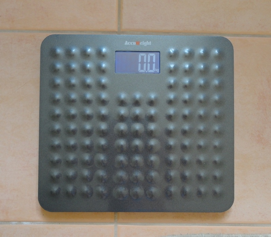 AccuWeight Digital Scales AW-BS002WHU