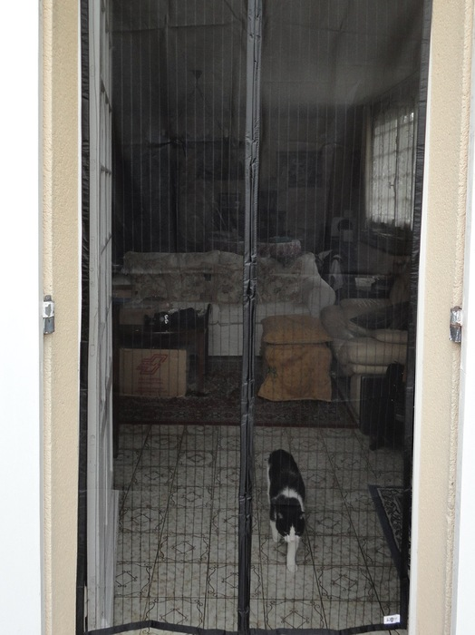 Apalus Magnetic Fly Screen Door