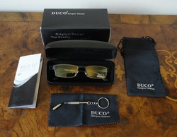 Duco GX090 Blue-light Blocking Glasses