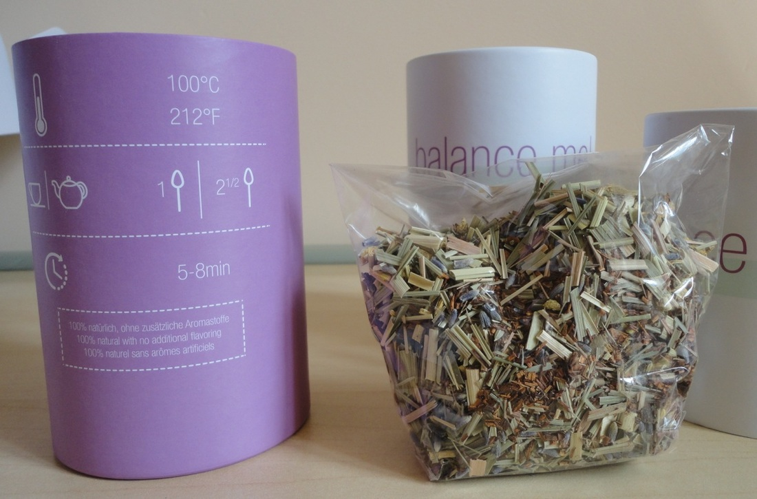 Teasire Balance Me! Herbal Tea Blend