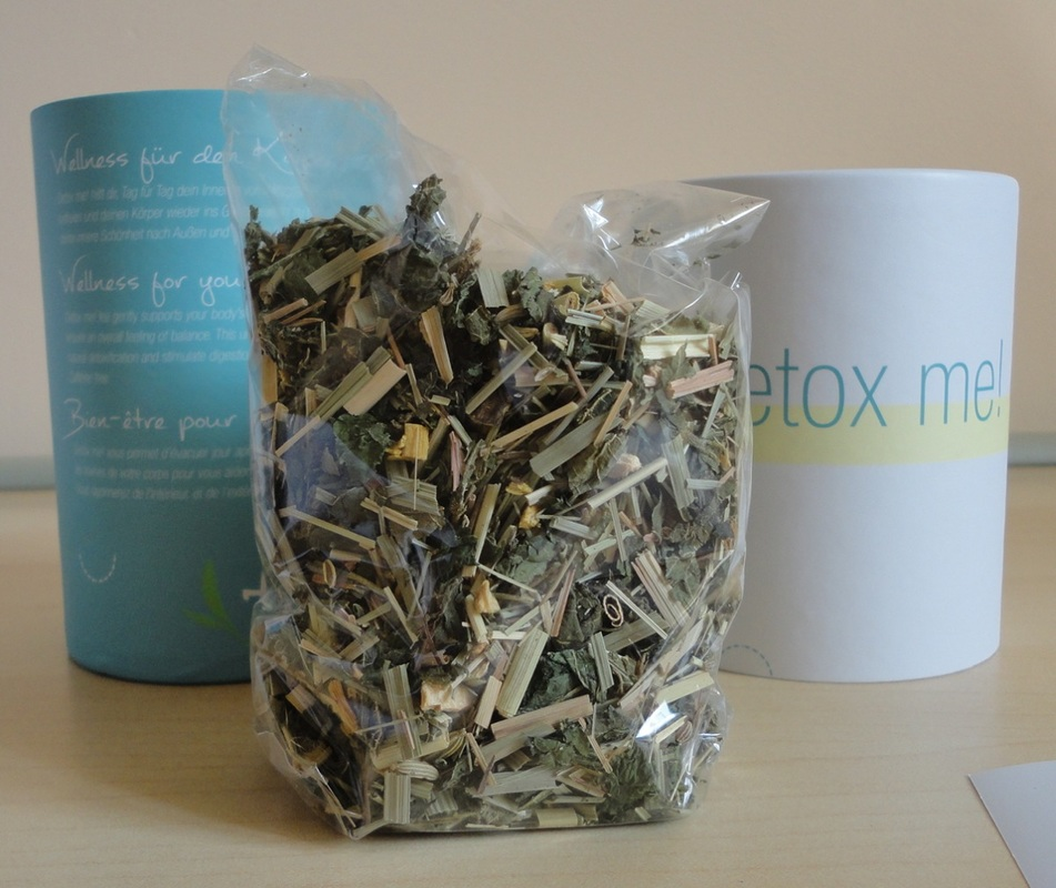 Teasire Body Cure Herbal Tea Selection