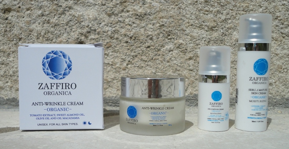 Zaffiro Organica Natural Skin Care