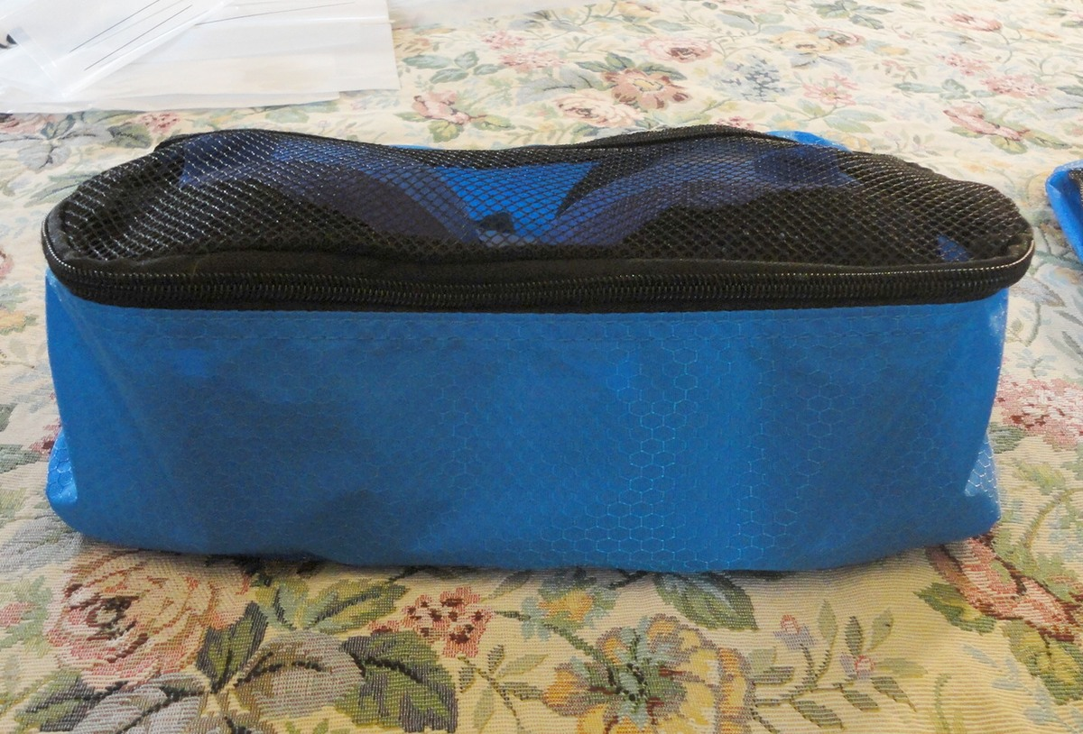 Bago Set of 4 Small Packing Cubes