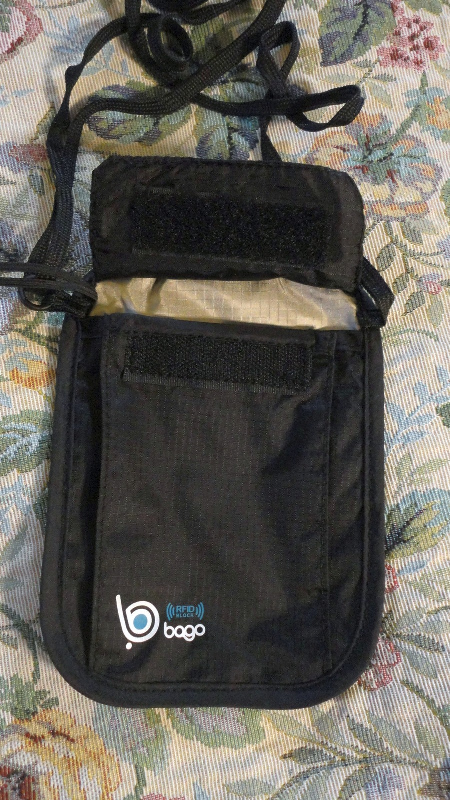 Bago Passport Pouch with RFID Shield