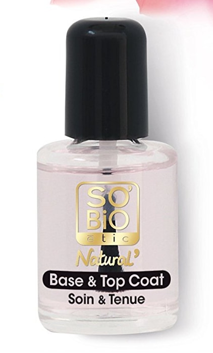 So 'Bio Basecoat & Topcoat